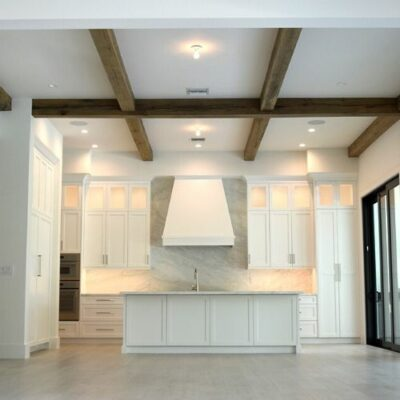 Wood work done by Vintage and Specialty Wood Inc