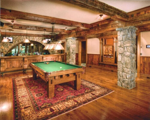 Hand Hewn Beams – Antique Material