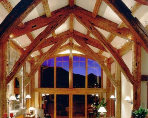 Trusses & Timber Framing – Antique Material