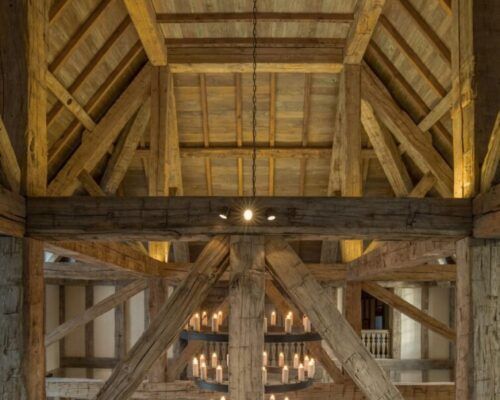 Trusses & Timber Framing - Antique Material