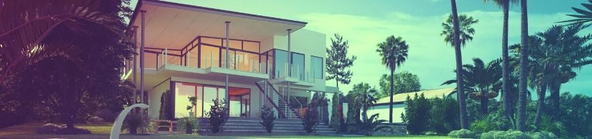 One of the finest example of cubic homes.
