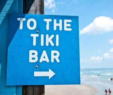 one of the tiki bar ideas