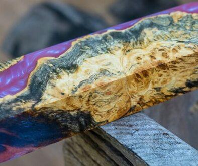 A wood stabilizer