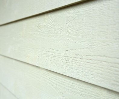 A photo of a fiber cement siding.
